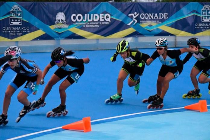 Patinadores de QR irán al Panamericano de Clubes en Colombia