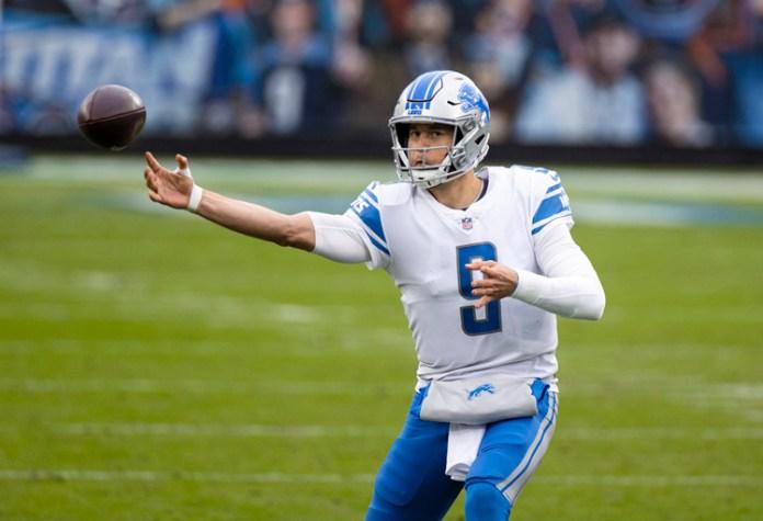 Sorprenden Rams con canje de Goff a Lions, contratan a Stafford