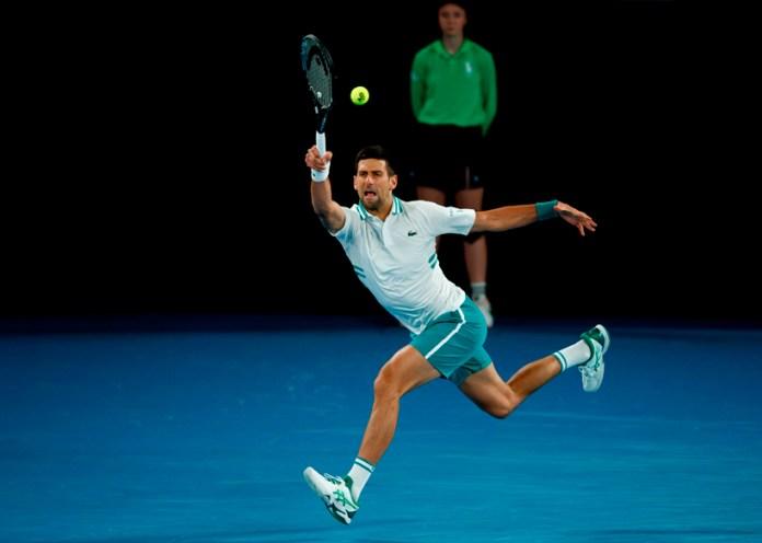 Consigue Novak Djokovic 300 triunfos en Grand Slam