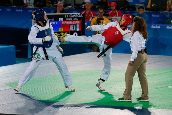 Avanza selección de taekwondo en su proceso olímpico
