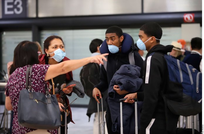 Golpea pandemia ingresos turísticos por vía aérea