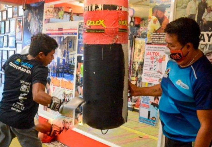 Quieren boxeadores de QR debutar en Juegos CONADE