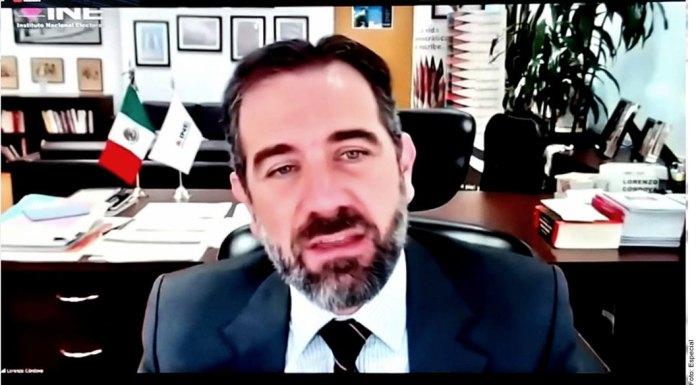 Responde Córdova: ley es lo importante