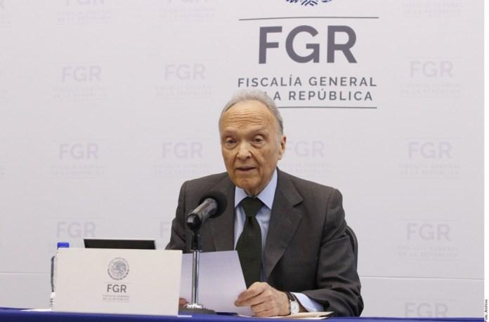 Aprueban en Senado Ley Orgánica de FGR