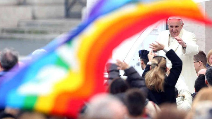 Determina Vaticano: no unión entre gays