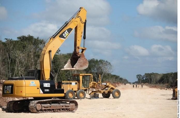Una obra más para el Ejército: Tramo 5 Norte del Tren Maya