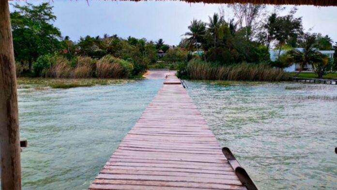 Urge plan de rescate para la Laguna de Bacalar