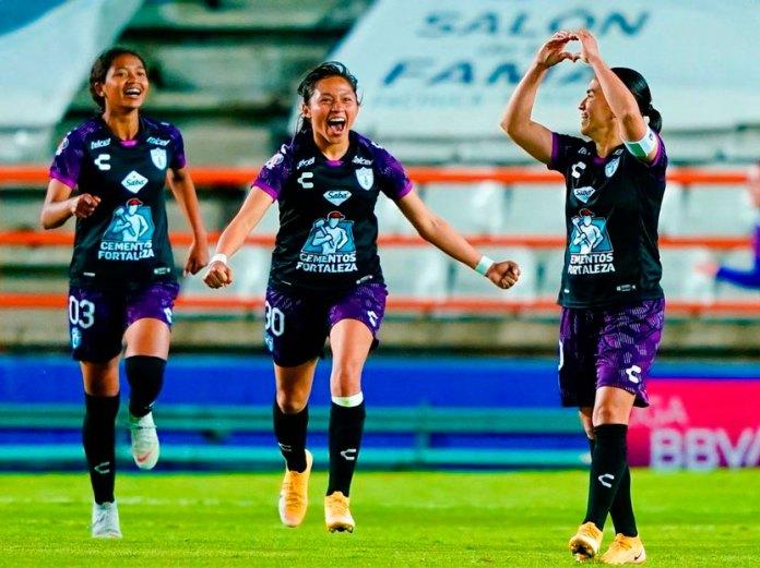 Ganan jugadoras de QR minutos y partidos en Liga MX Femenil