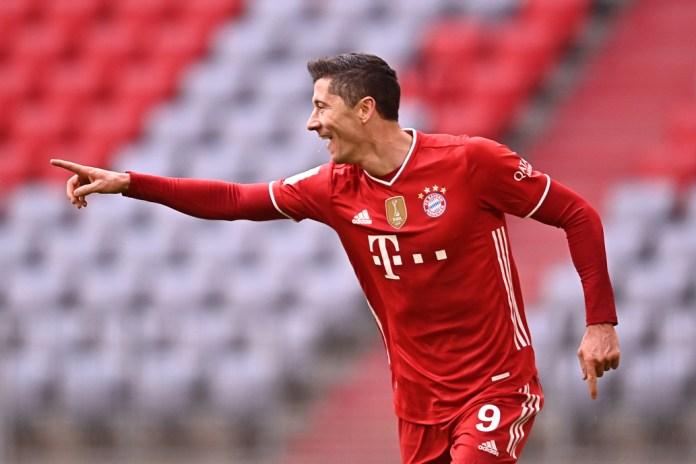 Arrasa Lewandowski en el futbol europeo