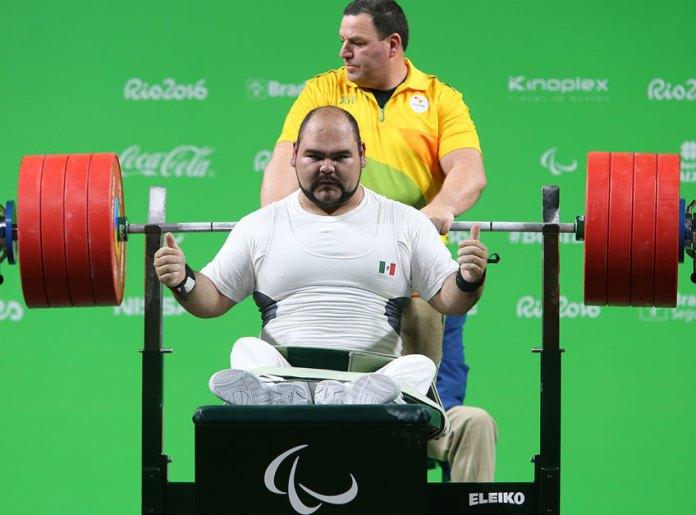 Jesús Castillo quiere el oro en los Juegos Paralímpicos