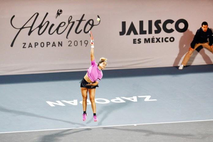 Permitirán público para torneos de tenis en México