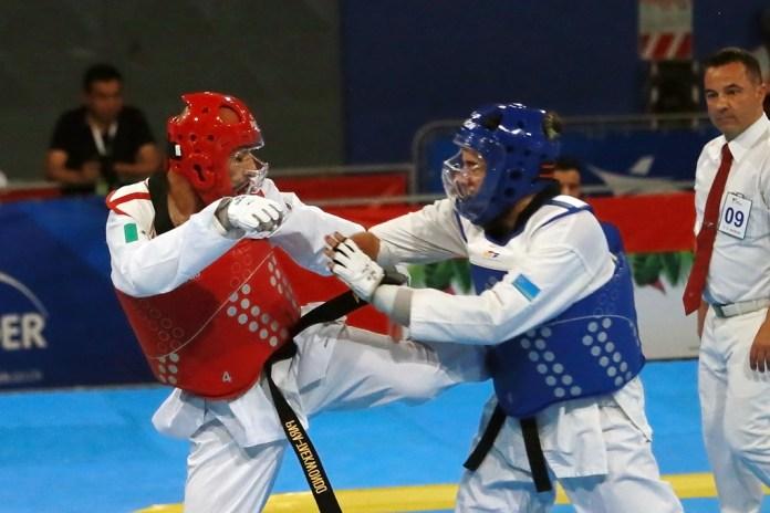 Planea Para Taekwondo concentración en Cancún
