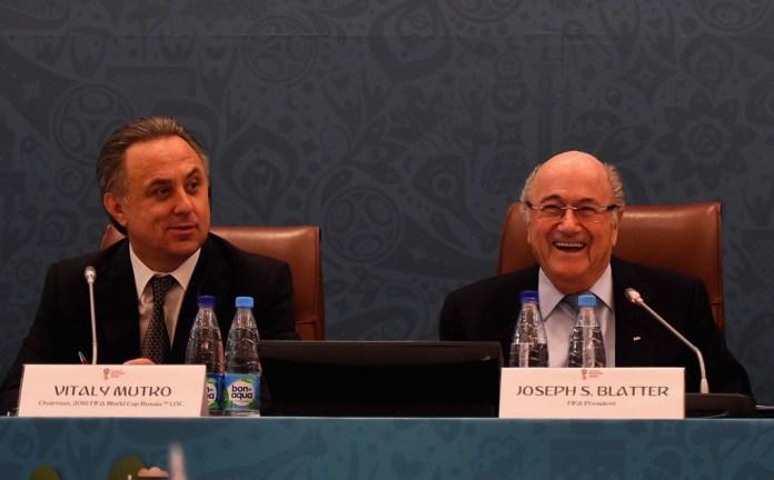 Extiende FIFA castigo para Joseph Blatter