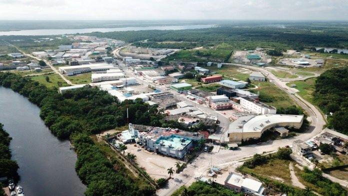 Lista inversión de IP al Parque Industrial