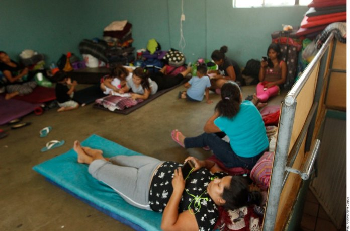 Pone la SRE mira al tráfico de niños