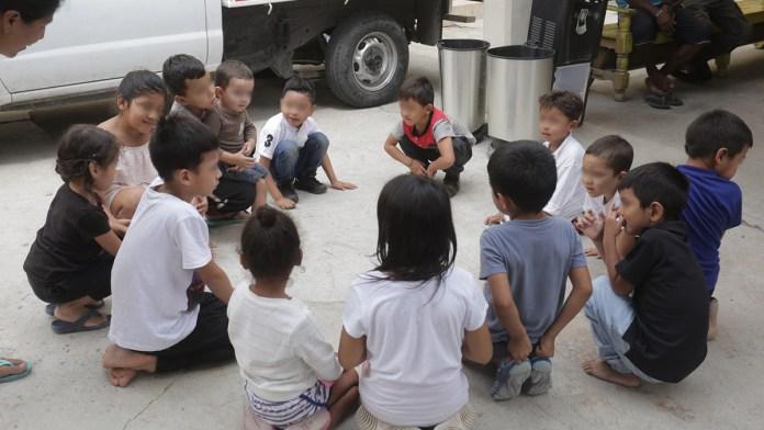 Cruzan 19 mil niños frontera México-EU
