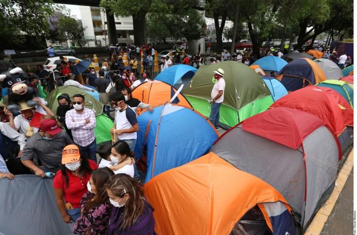 No habrá elecciones en Guerrero: Salgado