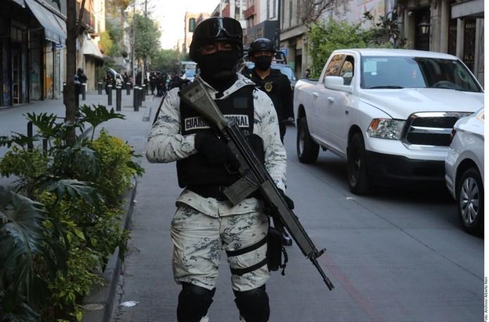 Ve Amnistía Internacional militarización en tiempo de AMLO