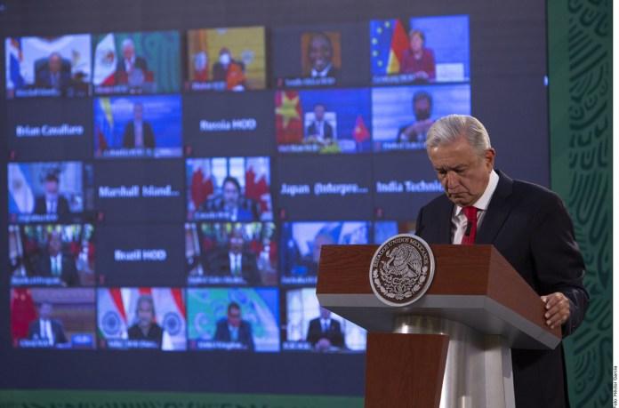 Lamentan la actitud de AMLO en Cumbre de Cambio Climático