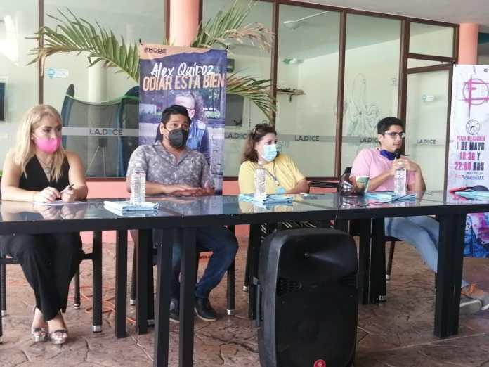 Presentan shows de comedia en Cancún