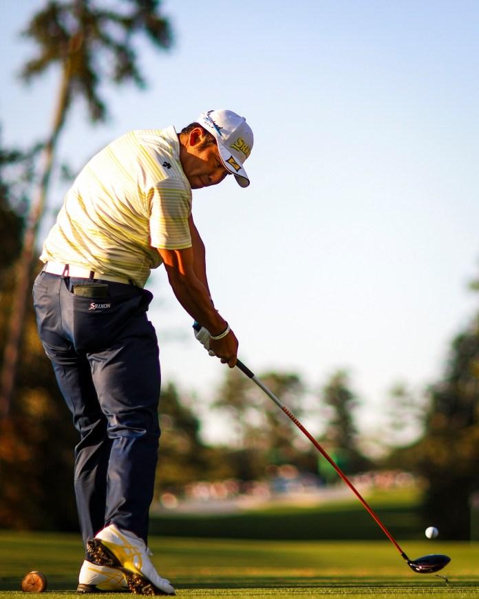 Gana Matsuyama Masters de Augusta