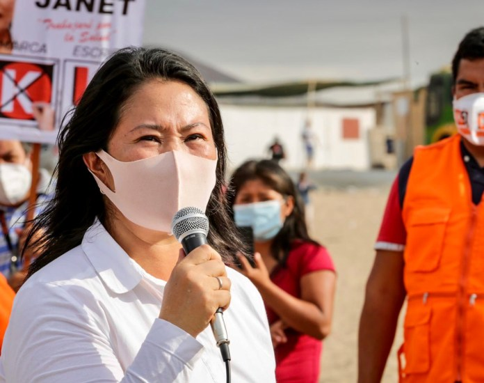 Piden en Perú respeto a la voluntad electoral