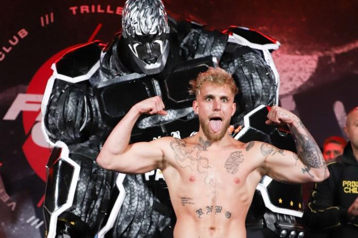 Presume Jake Paul ganancias por boxear