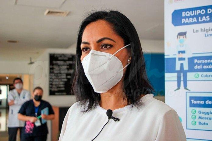 Reto, concluir primeras dosis esta semana en Cancún