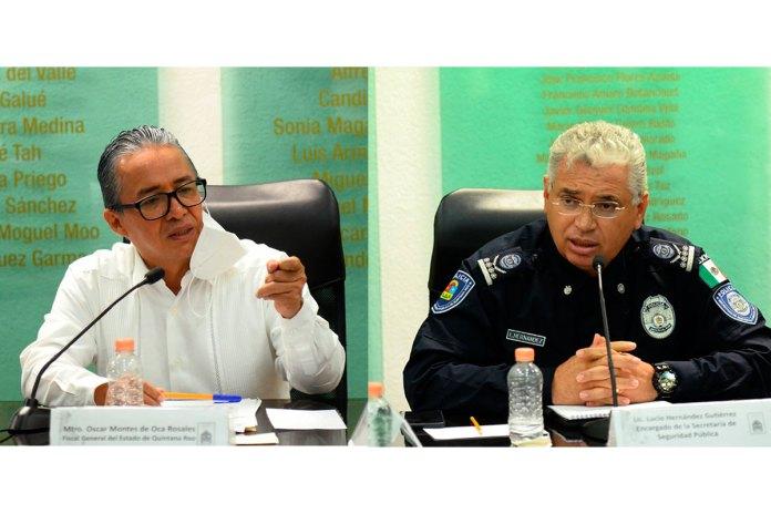 Comparecen Fiscalía y SSP en Congreso por feminicidios
