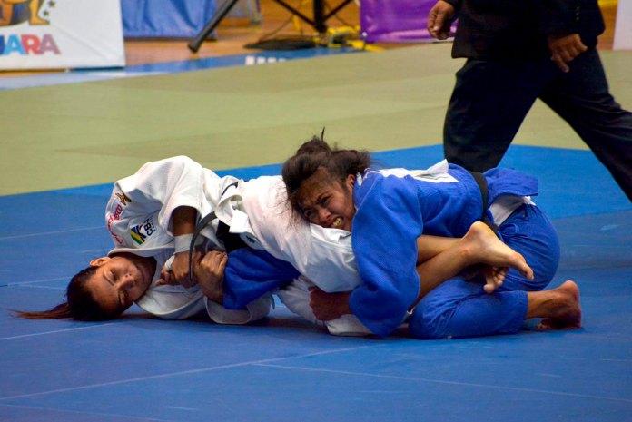 Participa selección mexicana de judo en torneo panamericano