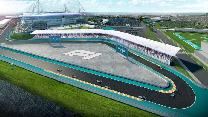 Será Miami sede de Fórmula 1