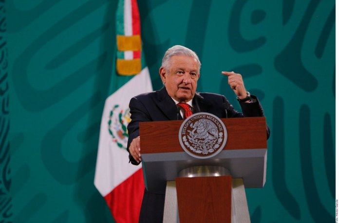 Invita AMLO a Harris a estados del sureste