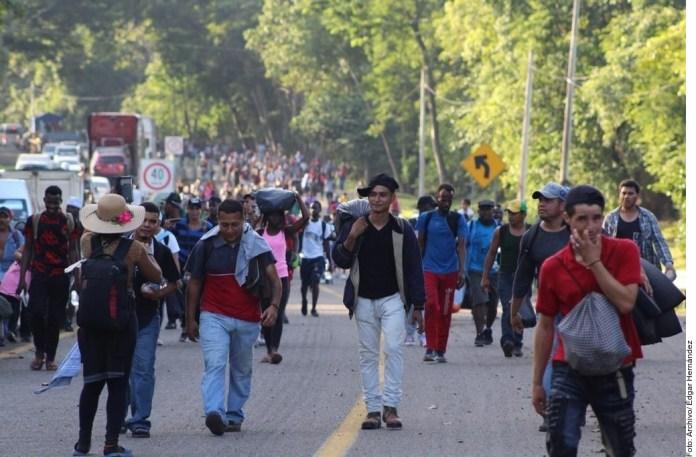 Observan sumisión en tema migratorio