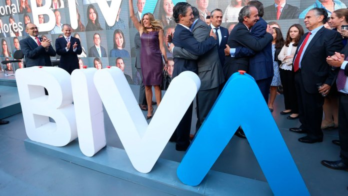 Mercado de valores sin crisis, dice Biva