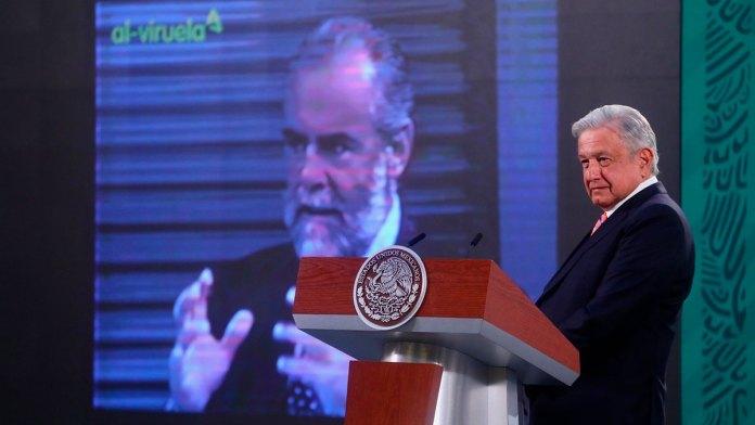 Pone Diego denuncia contra AMLO en FGR