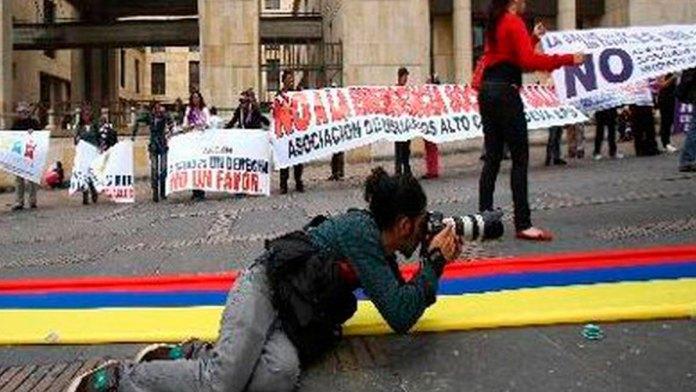 Acusan agresión contra periodistas