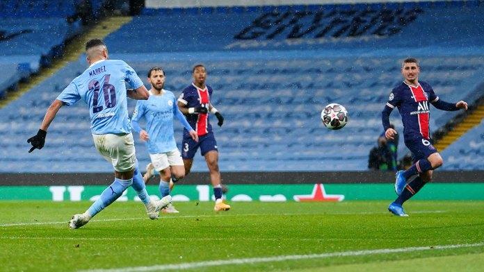 Avanza Manchester City a la final de Champions