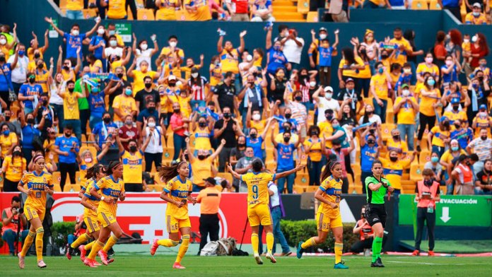 Es Tigres bicampeón en Lig Femenil