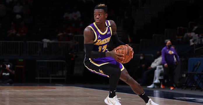 Frustra formato de Play in a Lakers