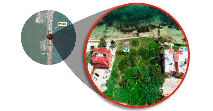 Invierten testaferros de Duarte en Quintana Roo