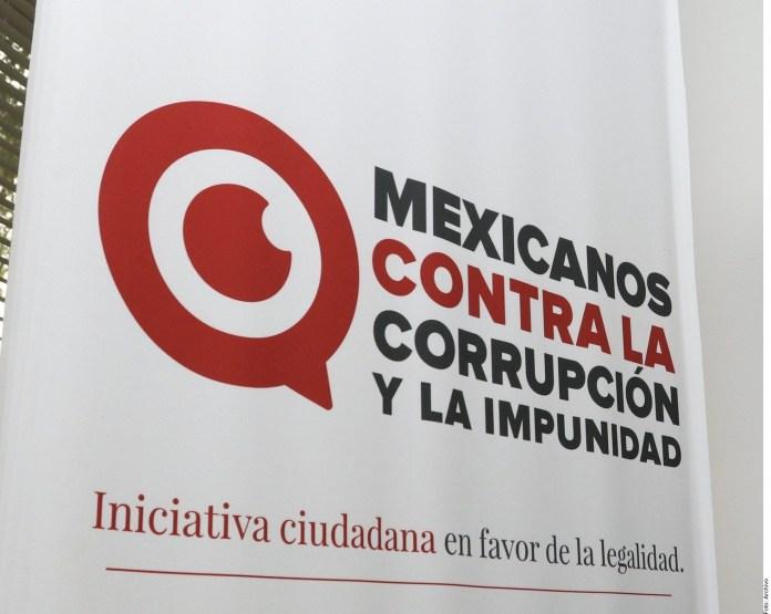 Cae México en lista contra la corrupción