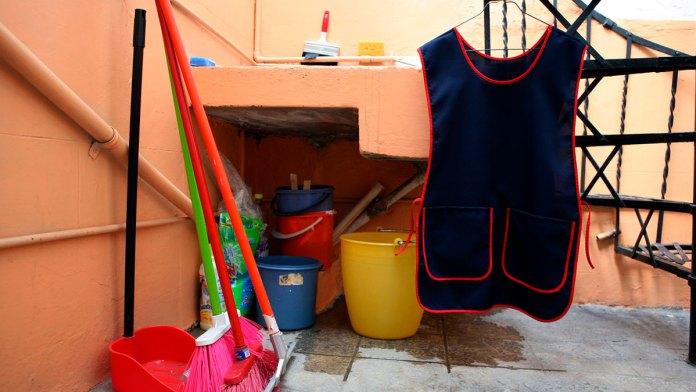 Devastó la crisis trabajo doméstico