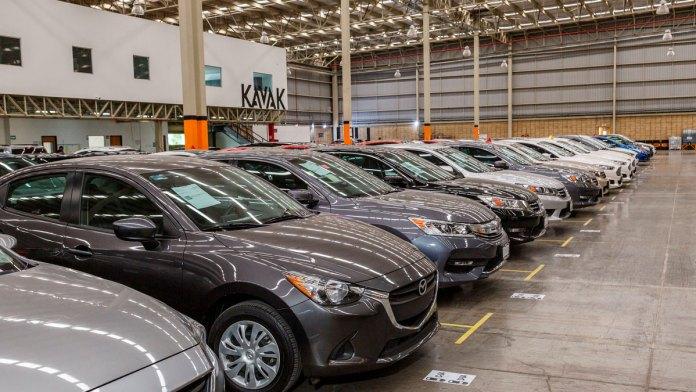 Repunta en mayo la venta de autos