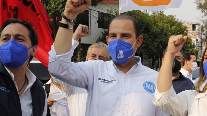 'No les fallaremos', dice PAN a votantes