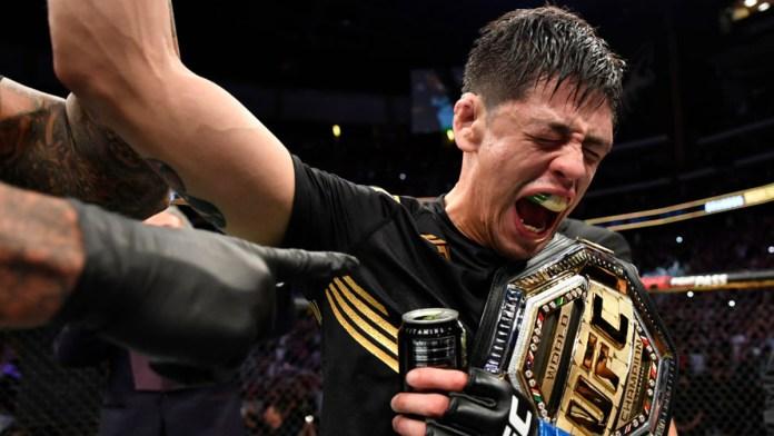 Campeones de UFC elogian a Moreno