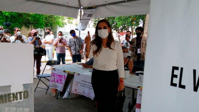 Repetirá Mara Lezama en Presidencia Municipal de Benito Juárez