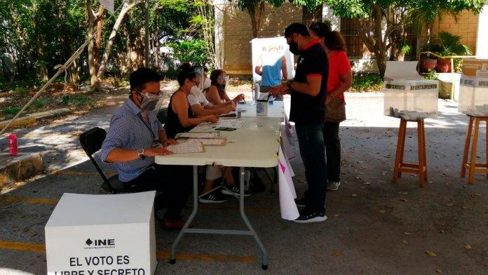 Refutan la idea de una copiosa elección en Cancún participación