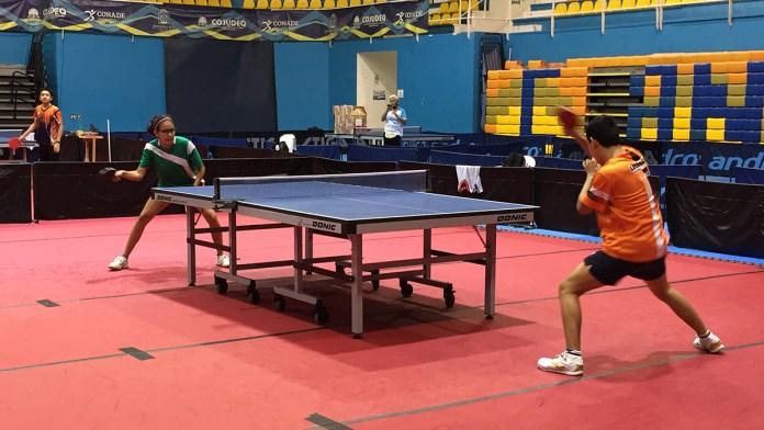 Se alista Selección de Tenis de Mesa para Juegos Conade