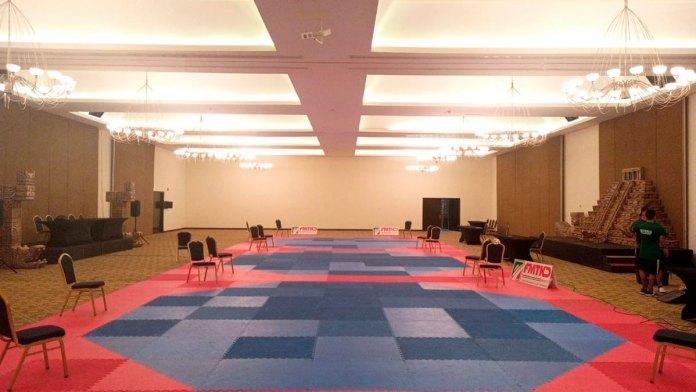 Arranca Panamericano de Taekwondo en Cancún