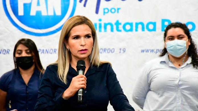 Que gobierne, exige Lili Campos a Laura Beristain